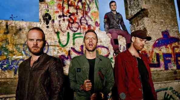 1 coldplay