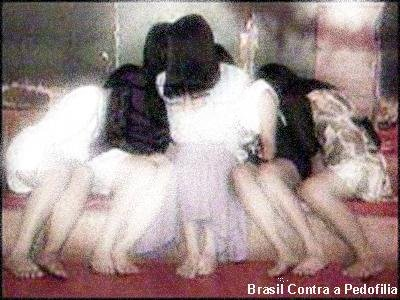 brasil contra a pedofilia